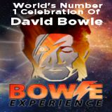 Friday 9 March 2018, 7.30pmTickets £25Bowie Experience is a breath-taking concert celebrating the music of the world's greatest pop icon, David Bowie. A must see for all Bowie fans, the latest production promises an unforgettable journey of sound and vision, featuring all the hits from A to Ziggy including Life on Mars, Space Oddity, China Girl, Heroes and a whole lot more! Bowie Experience continues to amaze audiences with an astounding attention to detail, bringing the golden years of David Bowie to theatres across the globe. So, put on your red shoes and Let's Dance!