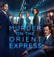 Monday 18 December at 7.45pmTuesday 19 December at 7.45pmWednesday 20 December at 1.30pm & 7.45pm Running time – to be confirmedDirector – Kenneth BranaghStarring – Johnny Depp, Daisy Ridley, Michelle Pfeiffer A lavish train ride unfolds into a stylish and suspenseful mystery. From the novel by Agatha Christie, Murder on the Orient Express tells of thirteen stranded strangers and one man's race to solve the puzzle before the murderer strikes again.