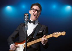 BUDDY HOLLY & THE CRICKETERS 2018