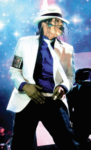 THE KING OF POP - THE LEGEND CONTINUES... STARRING NAVI