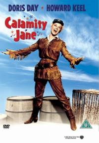 Sunday 28 January Extra screening Calamity Jane at 3pm  Film starts at 3pm & 6pm  Afternoon tea at 2pm (afternoon tea is sold out)  Tickets - £5,   Sing-along version of the classic musical starring Doris Day and Howard Keel.  Beat away the January blues by joining us (in good voice) for a sing-a-long version of the 1953 classic western musical, Calamity Jane. Doris Day is spectacular as the eponymous hero. We follow Jane's life in the Wild West, her saloon and her romance with Wild Bill Hickock. Frontiers woman Calamity Jane (Day) would rather hit targets than chase men - until she falls for Wild Bill Hickok (Keel), who would rather shoot Indians than chase after a tomboy like Calamity Jane. The film features the Oscar-winning song 'Secret Love'.