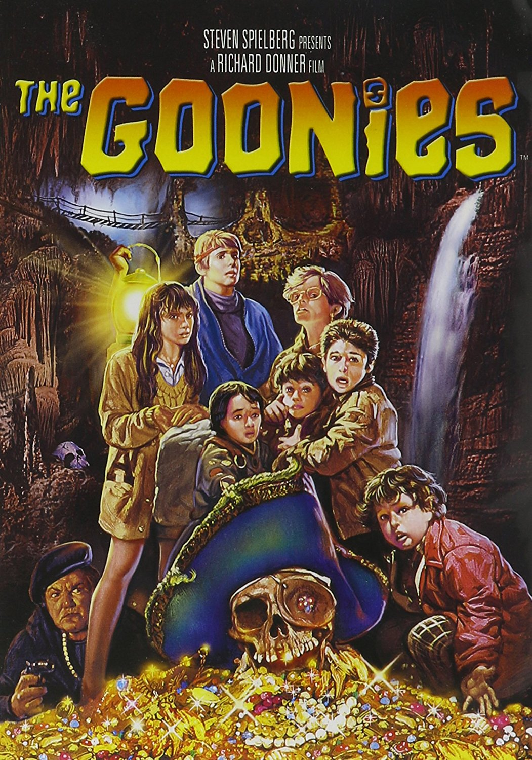 Sunday 25 March at 3pm  Tickets - £5  Hey you guys! We are screening classic 80's family fave The Goonies, about a group of kids who try and save their homes from demolition by going on an adventure to find legendary pirate One-Eyed Willy's treasure. Goonies never say die!Re-live your youth or introduce your kids to this old classic and enjoy it as a family.