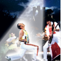 Friday 22 June at 8pm (Doors open at 7.30pm)Tickets - £19, concessions - £17 After two consecutive sell out shows at the Newport Riverfront one of the Worlds most respected Queen tributes return.The Bohemians the official Queen fanclubs number one tribute band they are also one of the globes busiest. Their last two sold out shows at the Riverfront have become legendary and they are returning for one night only due to public demand. This special tour celebrating the life of Freddie Mercury 25 years after his passing will seeseveral unique and touching solos and costume changes plus of course all of the huge queen anthems you would expect from such a well respected band.