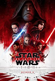 Friday 4 May at 7pmSaturday 5 May at 3.30pm & 7pmMonday 7 May at 1pmTickets - £4Celebrate Star Wars Day by catching The Last Jedi on the big screen one last time! Rey develops her newly discovered abilities with the guidance of Luke Skywalker, who is unsettled bythe strength of her powers. Meanwhile, the Resistance prepares for battle with the First Order.