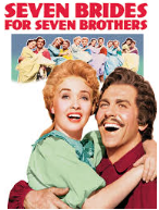 Sunday 22 April Film starts at 3pmAfternoon tea served at 2pm Tickets - £5, film and afternoon tea - £20 (one tea is plenty for two people)After the sell-out success of Calamity Jane in January, hordes of you requested Seven Brides For Seven Brothers… so here it is!Come and watch the 1954 Oregon set musical on our big screen, to see if Adam and his six brothers manage to find seven suitable wives.